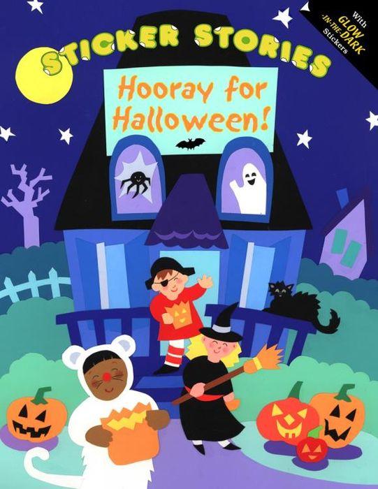 Купить Sticker Stories: Hooray for Halloween!