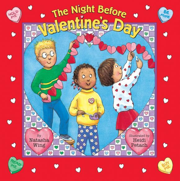 The Night Before Valentine's Day the night before easter