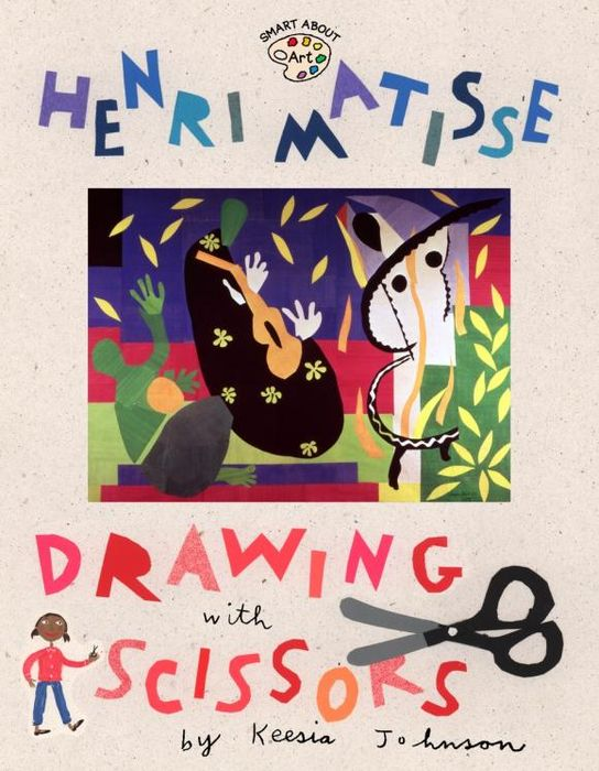 Henri Matisse: Drawing with Scissors (Smart About Art) летняя шина pirelli cinturato p1 verde 195 50 r15 82v