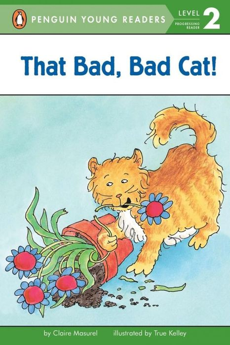 That Bad, Bad Cat! bad heir day