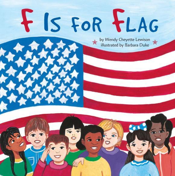 F Is for Flag kfvjl f