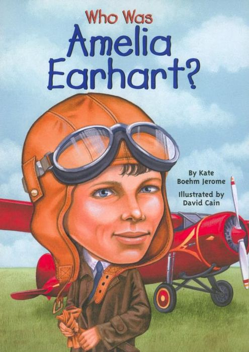 цена на Who Was Amelia Earhart?
