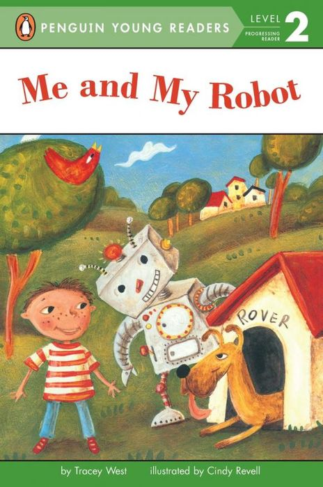 Me and My Robot статуэтка my robot