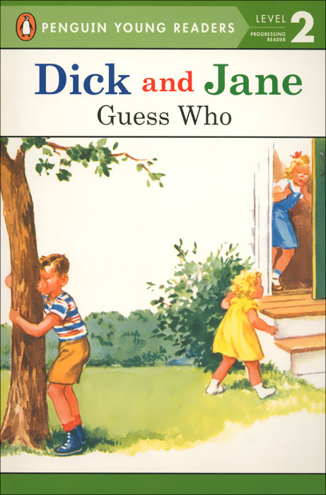 Dick and Jane: Guess Who: Level 2 brontё c jane eyre level 2 cd