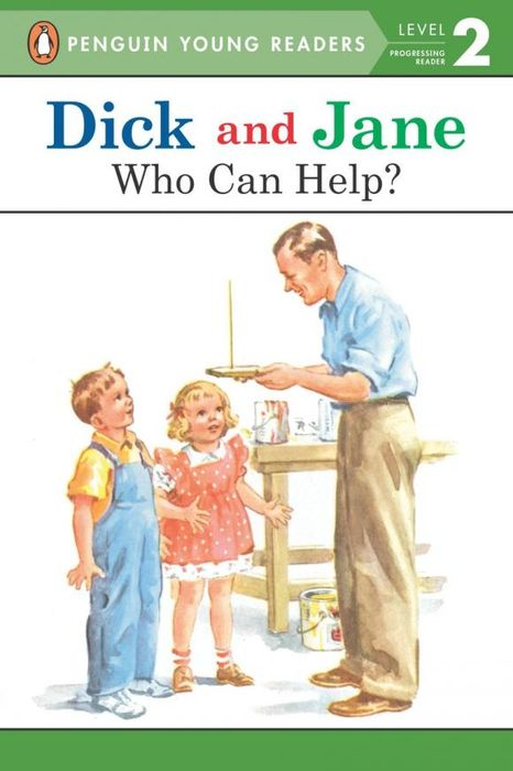 Dick and Jane: Who Can Help? jane lawes summertime and somersaults