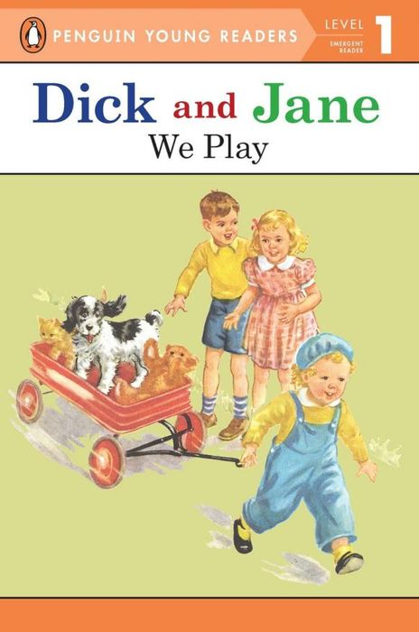 Dick and Jane: We Play briefer dick dick briefer s frankenstein