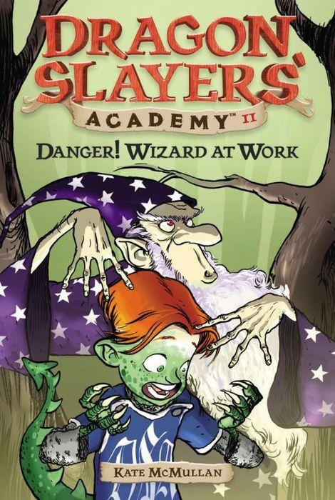Danger! Wizard at Work! #11 china at work