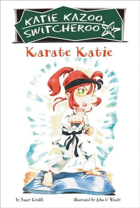 Karate Katie #18 karate kata applications