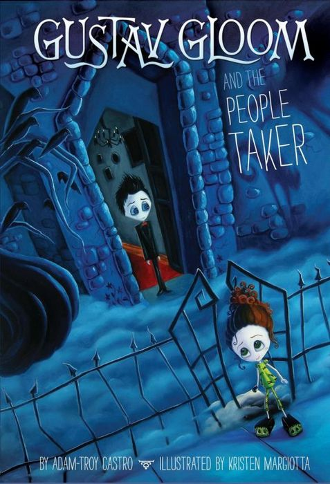 Купить Gustav Gloom and the People Taker #1