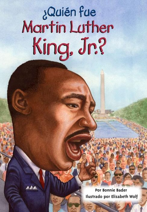 ?Quien fue Martin Luther King, Jr.? janet pascal quien fue abraham lincoln