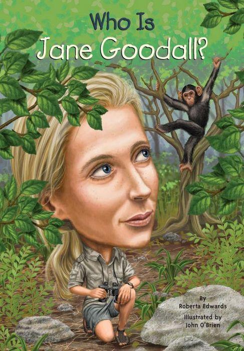 Zakazat.ru: Who Is Jane Goodall?