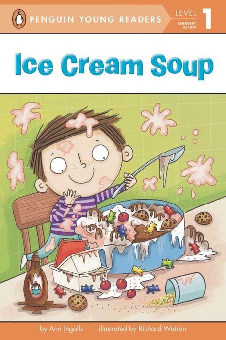 Ice Cream Soup блузка ice