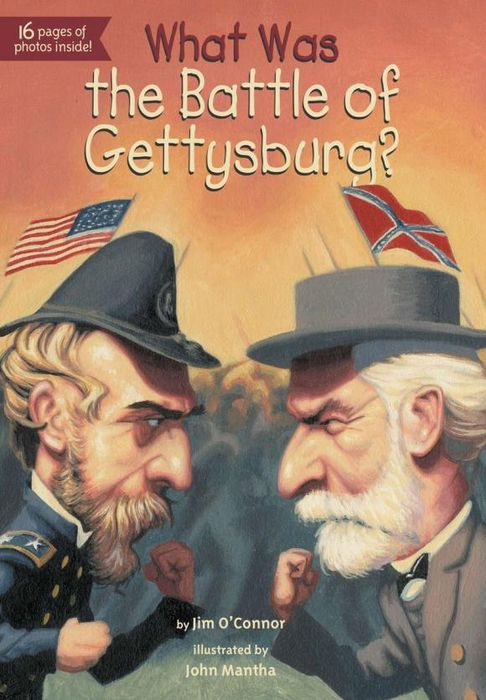 What Was the Battle of Gettysburg? gardiner samuel rawson what gunpowder plot was