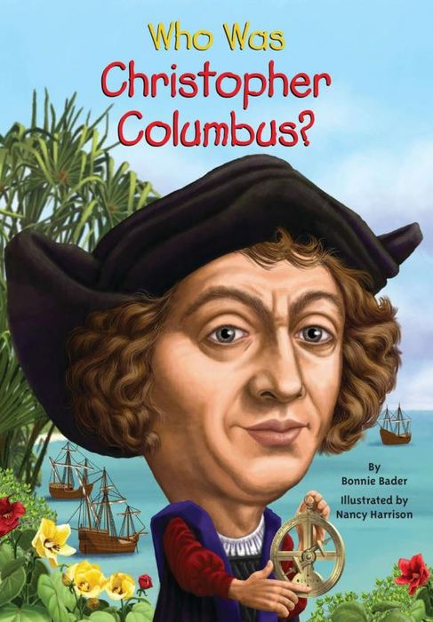 Who Was Christopher Columbus? christopher columbus