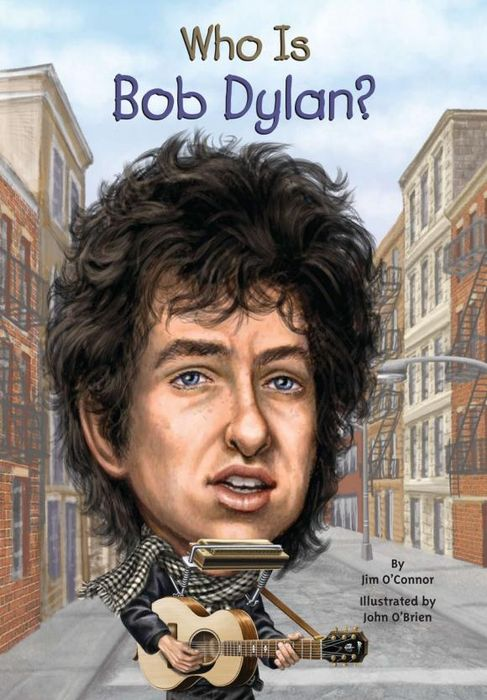 Who Is Bob Dylan? admin manage