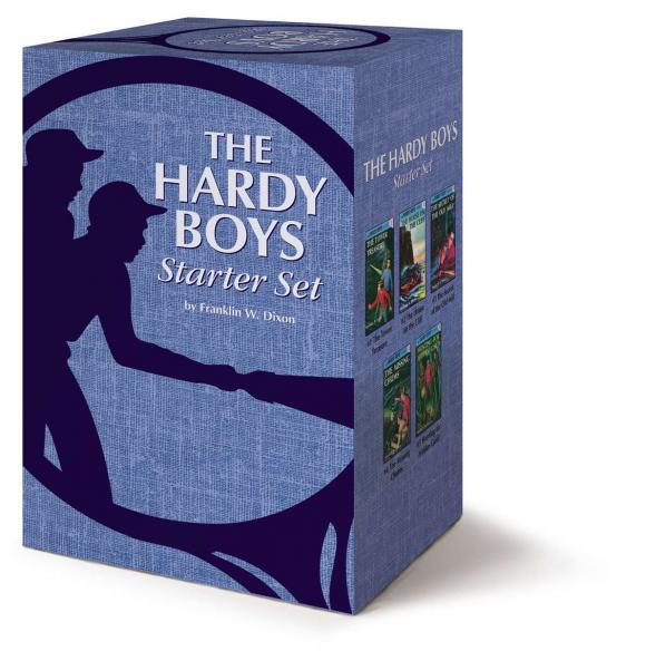 The Hardy Boys Starter Set pierre hardy платок