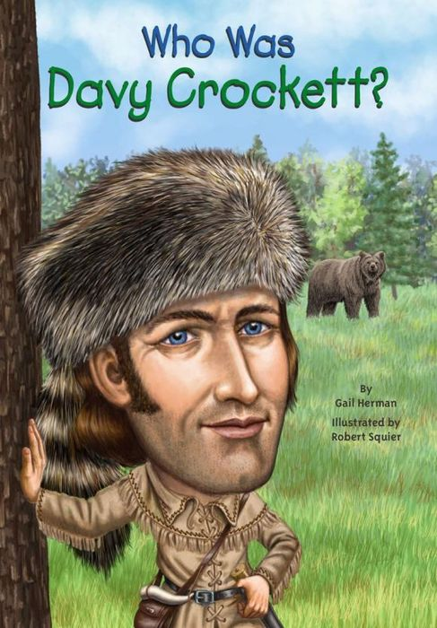 Who Was Davy Crockett? все цены