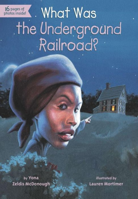 What Was the Underground Railroad? the underground railroad