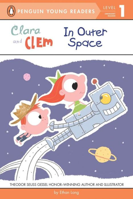 Clara and Clem in Outer Space mr monk in outer space