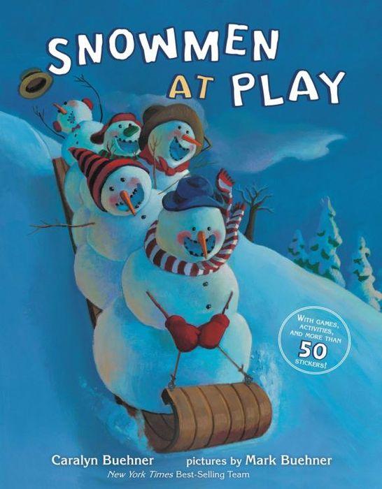 Snowmen at Play the perfect holiday