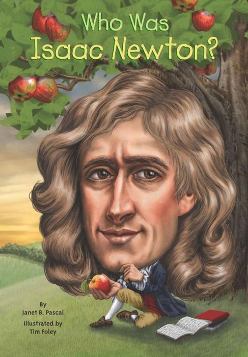 Who Was Isaac Newton? аккумулятор ks is ks 303 20000mah blue black yellow