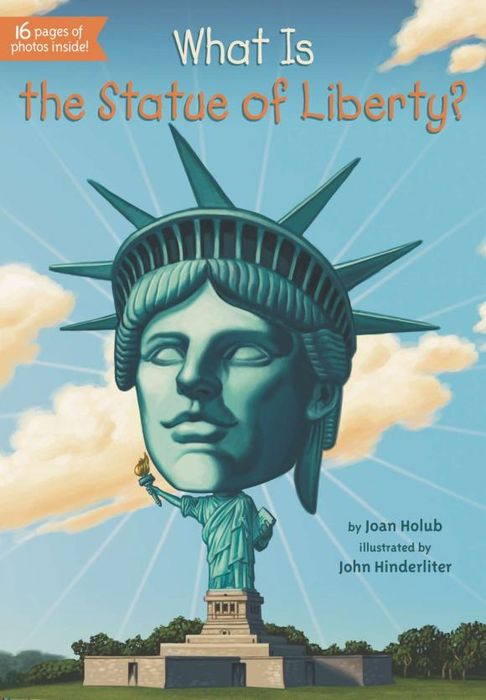 What Is the Statue of Liberty? the statue of liberty disappear magic props white black