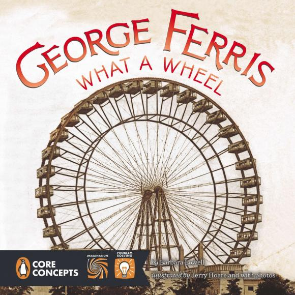 George Ferris, What a Wheel! george spofford mdx solutions