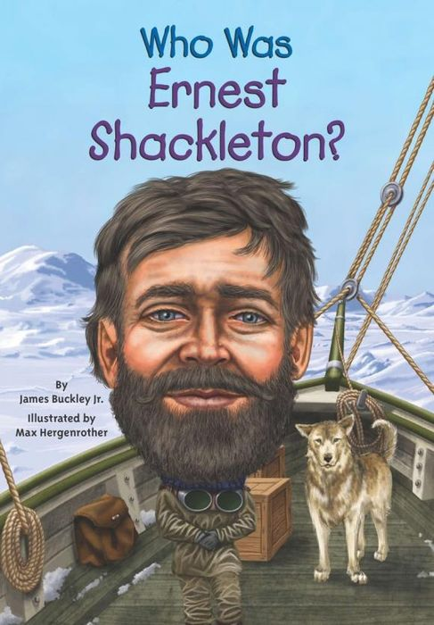 Who Was Ernest Shackleton? ernest chesneau english painting