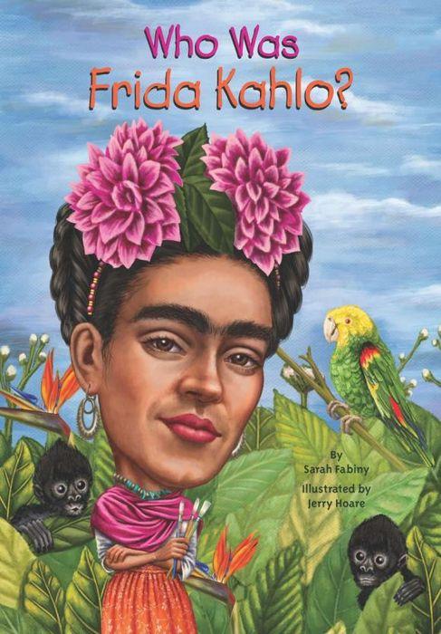 Who Was Frida Kahlo? frida kahlo i paint my reality
