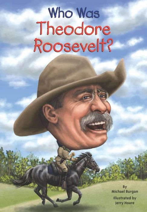 Who Was Theodore Roosevelt? шапка harrison theodore short beanies green