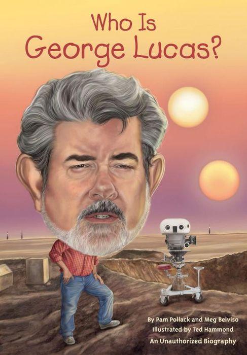Who Is George Lucas? угловая шлифовальная машина