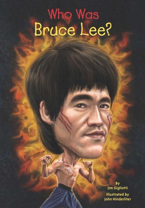 Who Was Bruce Lee? weber bruce
