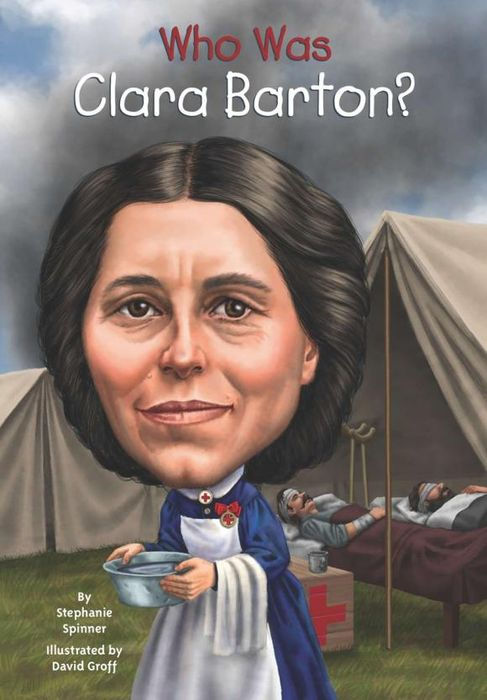 Who Was Clara Barton? santa clara