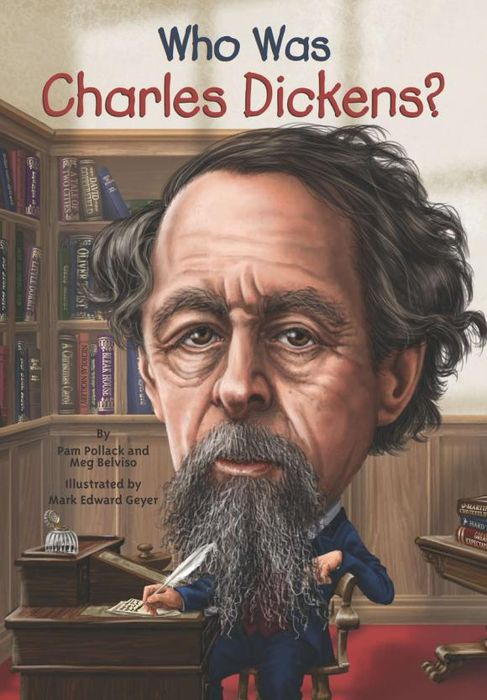 Who Was Charles Dickens? dickens charles rdr cd [teen] oliver twist