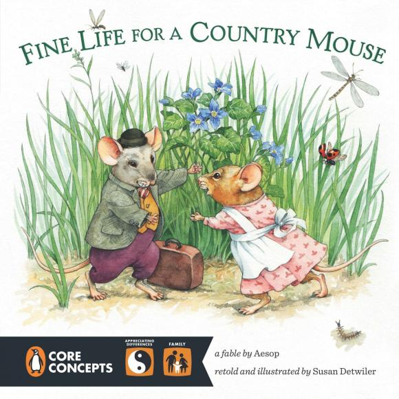 Fine Life for a Country Mouse fine life for a country mouse