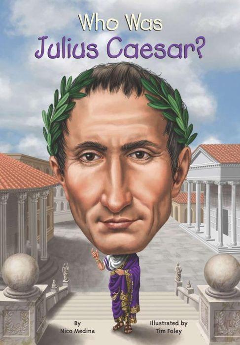 Who Was Julius Caesar? julius caesar ne bk d
