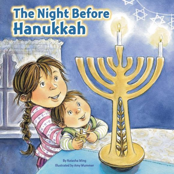 The Night Before Hanukkah before the incal