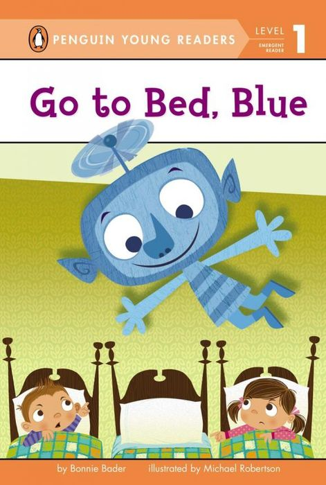 Go to Bed, Blue go to bed blue