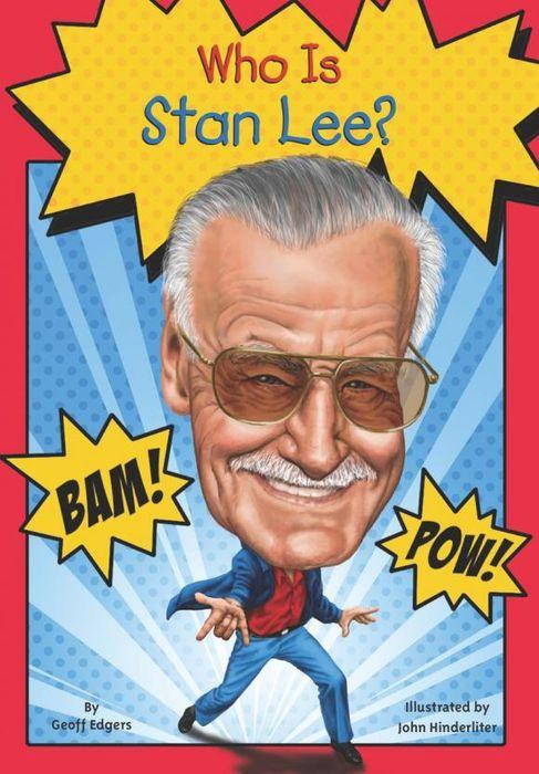 Who Is Stan Lee? lee stan essential hulk volume 2
