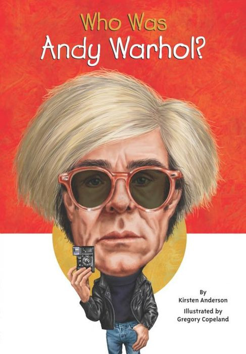 Who Was Andy Warhol? andy warhol by pepe jeans короткое платье