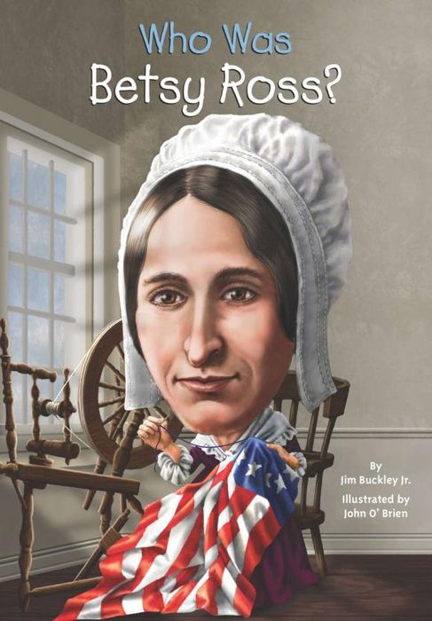 Who Was Betsy Ross? betsy be006agukh53