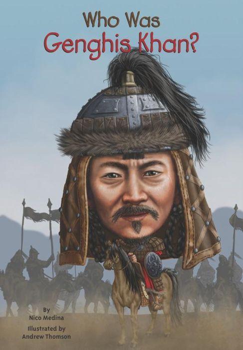 все цены на Who Was Genghis Khan?