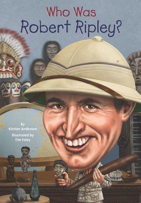 цена на Who Was Robert Ripley?