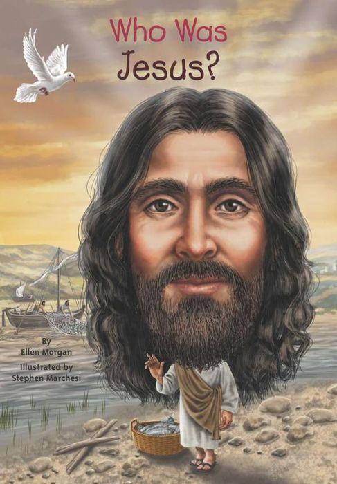 Who Was Jesus? yona zeldis mcdonough who was rosa parks