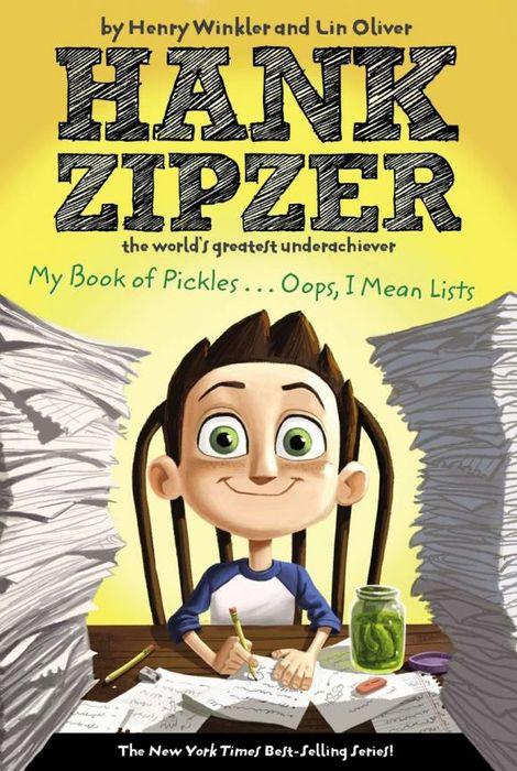 My Book of Pickles... Oops, I Mean Lists игрушка подвеска oops my travel friends на манжете