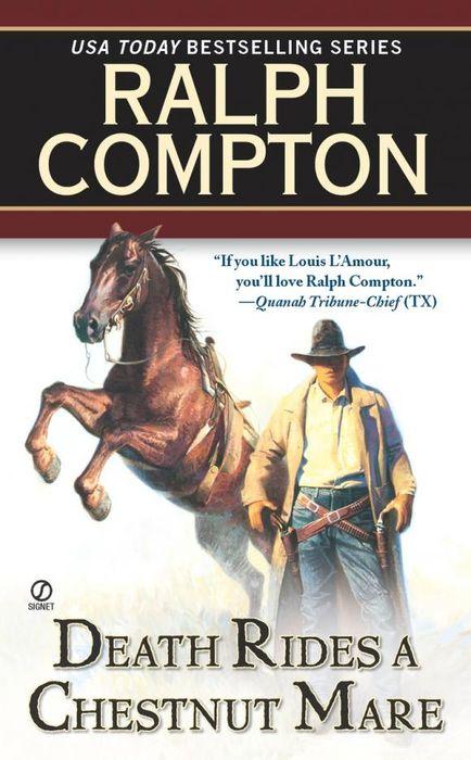 цена на Ralph Compton Death Rides a Chestnut Mare