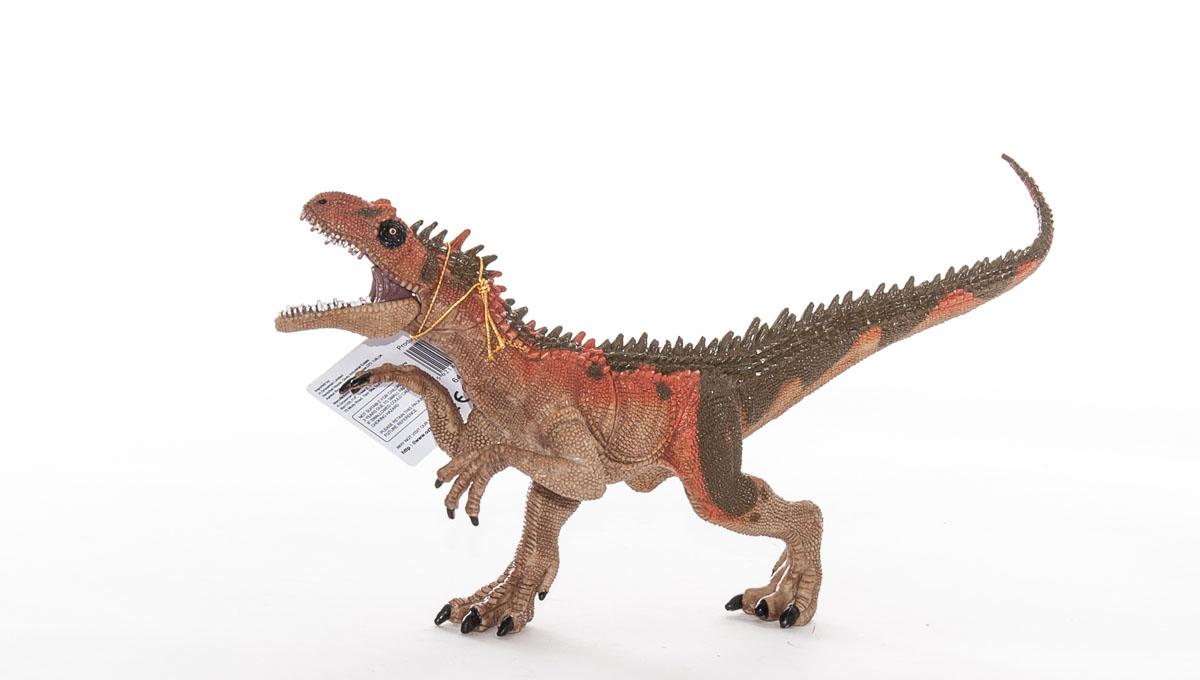 Megasaurs Фигурка Заурофаганакс с двигающейся пастью цвет бежевый фигурка megasaurs тираннозавр с двигающейся пастью цвет оранжевый зеленый