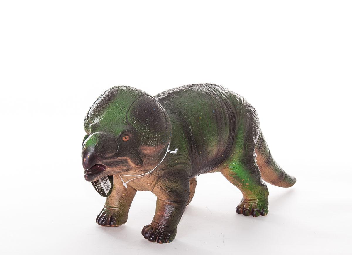 Фигурка Megasaurs Протоцератопс фигурка megasaurs тираннозавр с двигающейся пастью цвет оранжевый зеленый