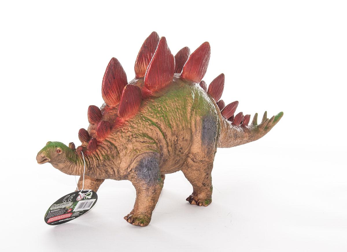 Megasaurs Фигурка Стегозавр megasaurs sv17875 мегазавры фигурка динозавра стегозавр