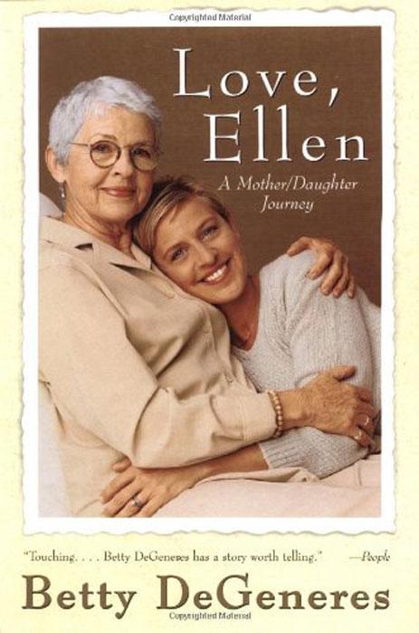 Love, Ellen: A Mother/Daughter Journey ellen degeneres my point and i do have one